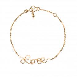 Bracelet mon petit Love