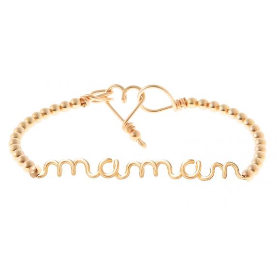 Bracelet Perlisien LOVE