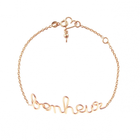 Bracelet Chaine Bonheur ...
