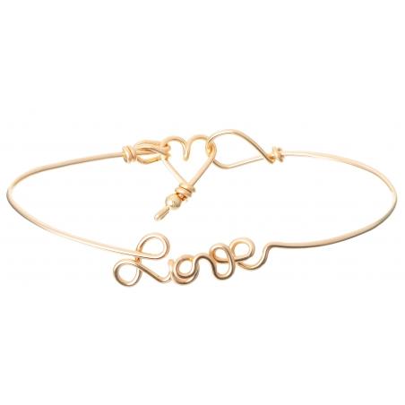 Bracelet Jonc Love