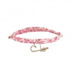 Liberty heart bracelet