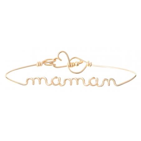 Bracelet Jonc Maman