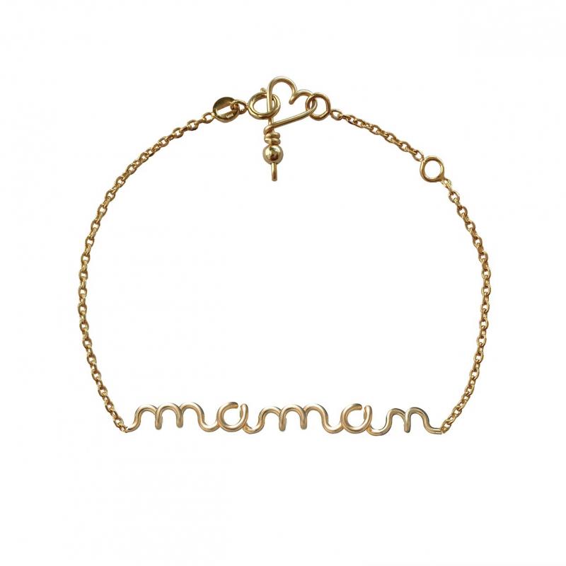 Bracelet Chaine Maman