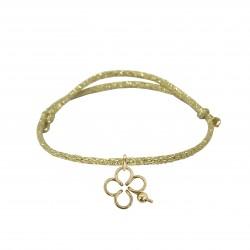 My Clover Glitter Bracelet