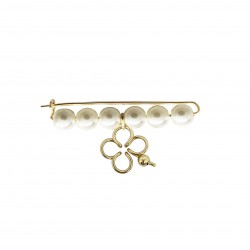 copy of Pearl Brooch with...
