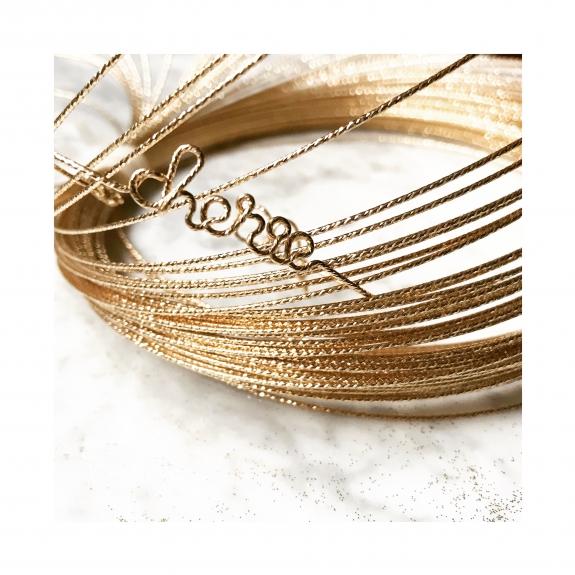 Bracelet cherie au fil Sparkle