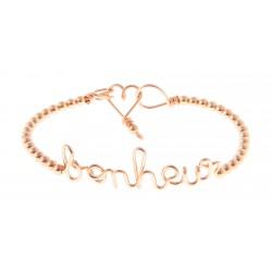 "Perlisian bracelet ""Happiness"""