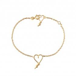 Bracelet mon petit coeur