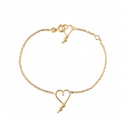 "Bracelet ""My little Heart"""