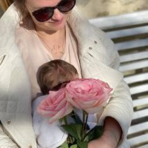 Un mois de toi ... Le grand bonheur d'être ta maman pour la vie 💗 @angelique_padampadam  . La fête des mamans c'est bientôt ! N'oubliez pas chez nous chaque pièce est unique et réalisée entièrement à la main alors ne tardez plus à passer vos commandes fête des mères ✨ . Je vous embrasse et je vous souhaite un doux dimanche ... . #padampadam #maman #mama #fetedesmeres #bague #coeur #coeuracoeur #baby #instapadam #padampadamparis